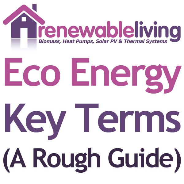 Eco Energy Key Terms A Rough Guide Key Eco Energy Terms   A Rough Guide