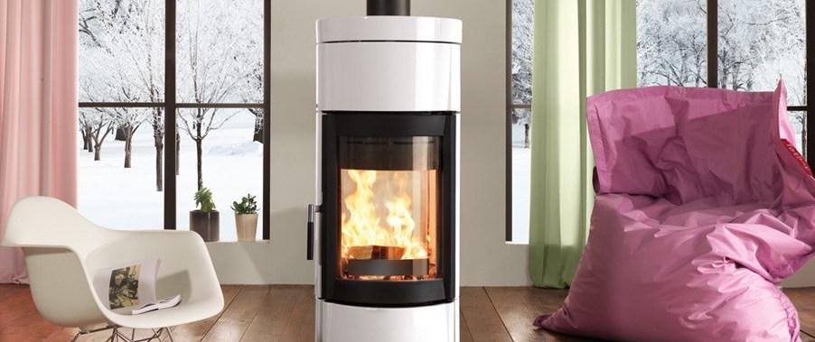 Biomass wood pellet boiler, stove