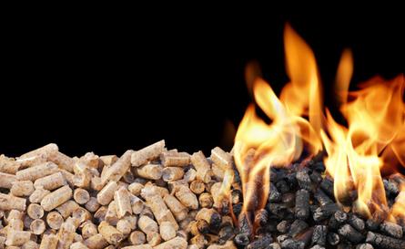 wood pellet boliers