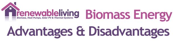 Biomass Energy – Advantages & Disadvantages
