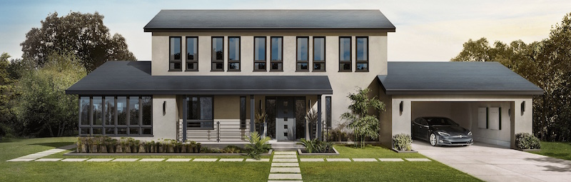 How SolarCity Roof Tiles are changing the way we think about house builds