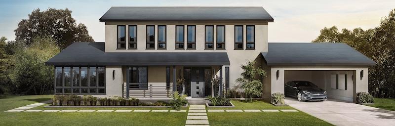 Solarcity Roof Tiles Tesla Solar Roof Tiles Renewable