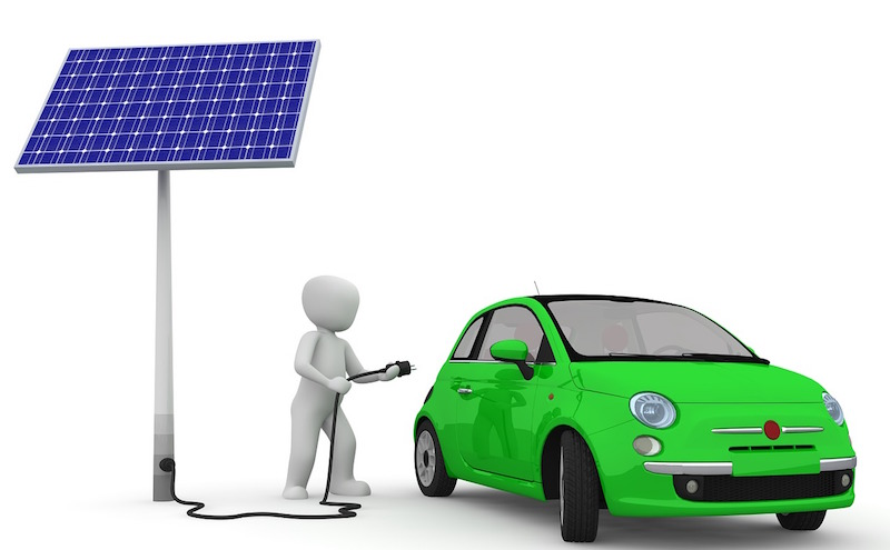 Solar and Battery Power