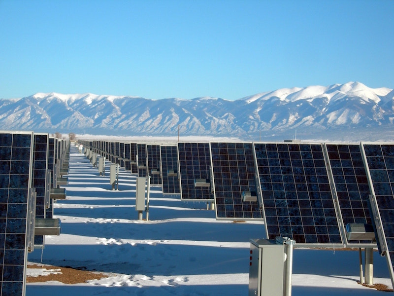 Role of Solar energy to fight climate change